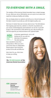 ADA's Anti-DIY Dentistry Campaign